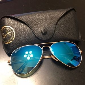 Ray Ban Aviator- Polarized